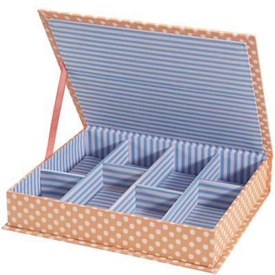 Orange Dot Collection Box