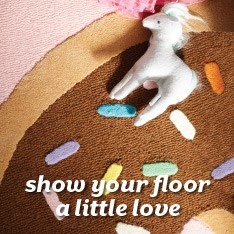 show your floor a little love