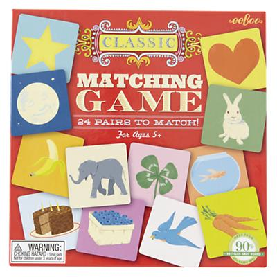 Classic Matching Game