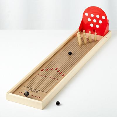 Tabletop Bowling Game