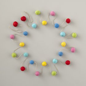 Goody Gumball Garland (Rainbow)