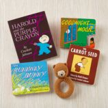 Baby Book Gift Set