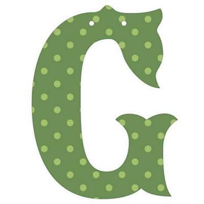 G Fancy Font Wallpaper Letter