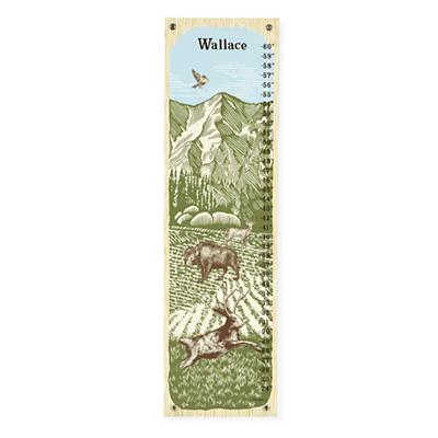 Personalized Jackalope Growth Chart