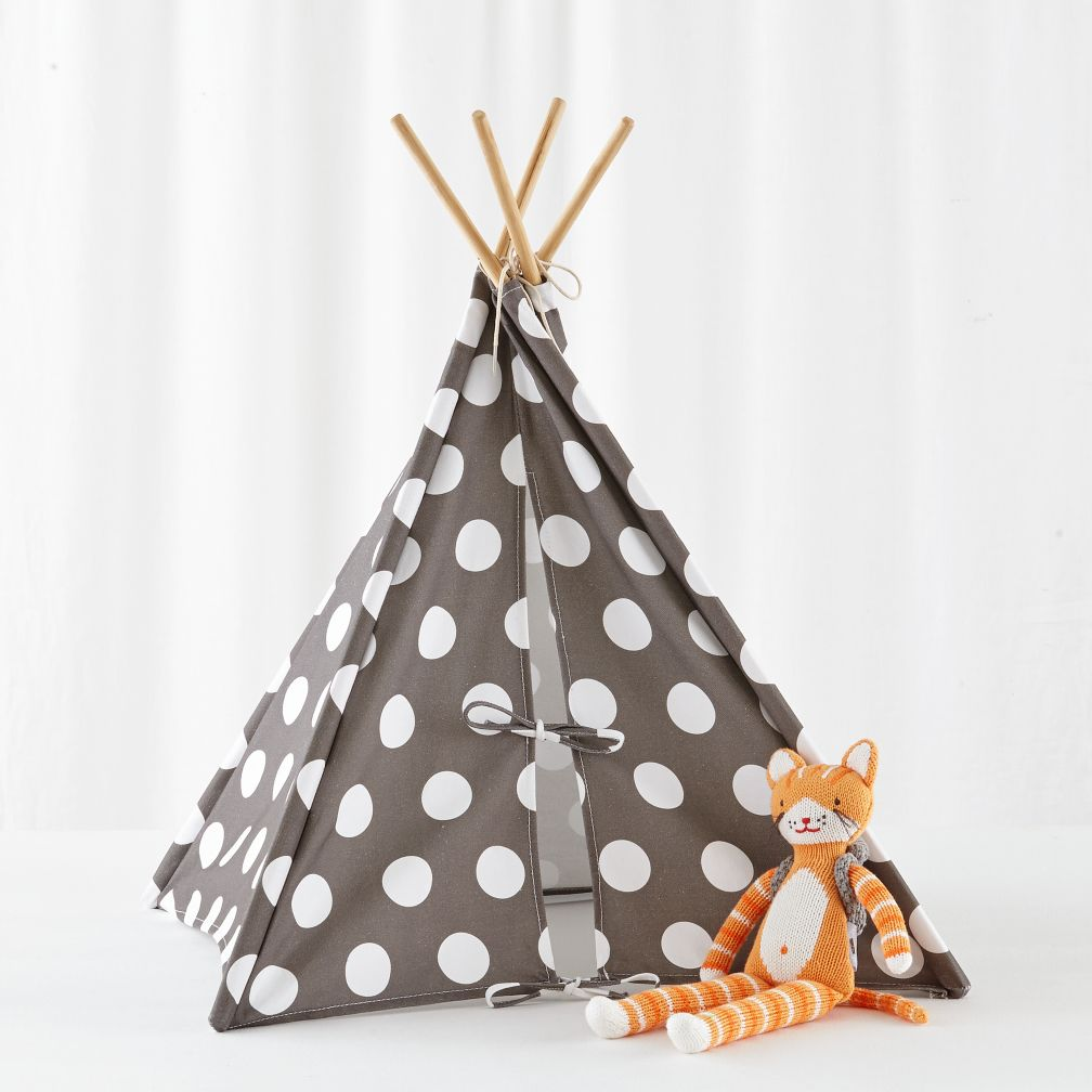Doll-Size Teepee