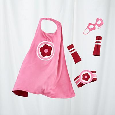Super Sidekick Costume (Pink Flower)