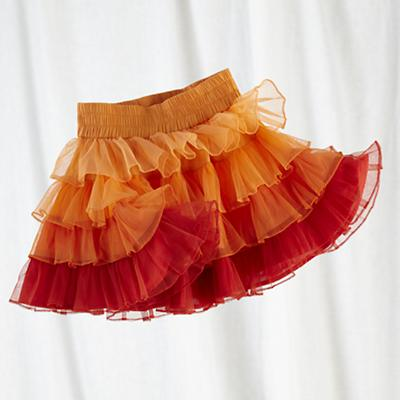 Blended Tutu (Orange)