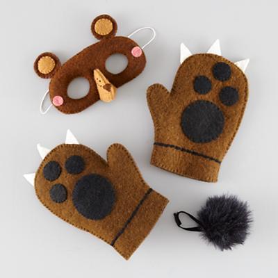 Wear the Wild Things Dress-Up Set (Bear)