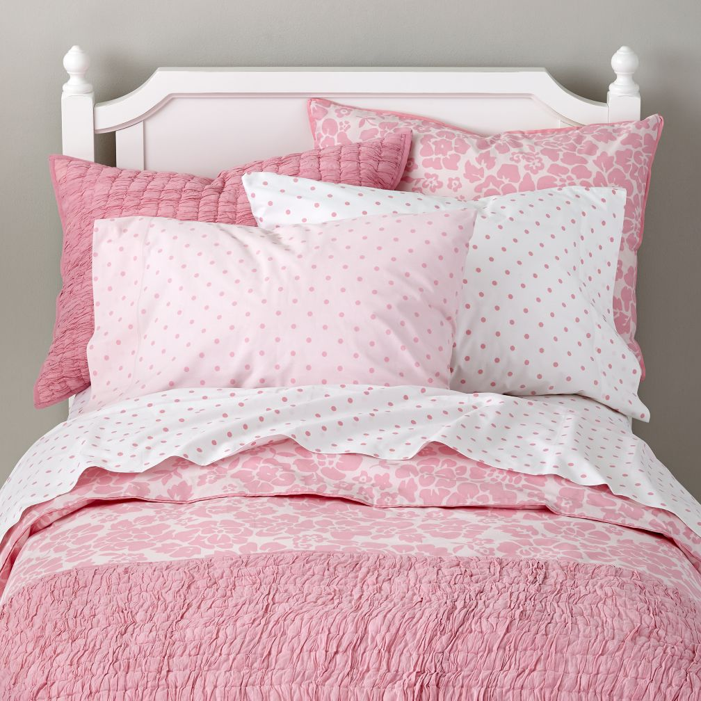 Dream Girl Kid Bedding (Pink)