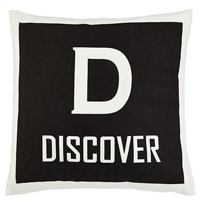 Discover Throw Pillow Set