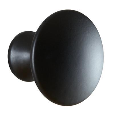 Wall Knob (Black)
