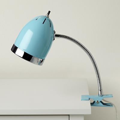 Clip it Lamp (Aqua)