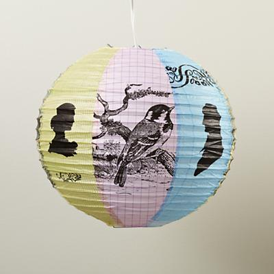 Dream House Paper Lantern