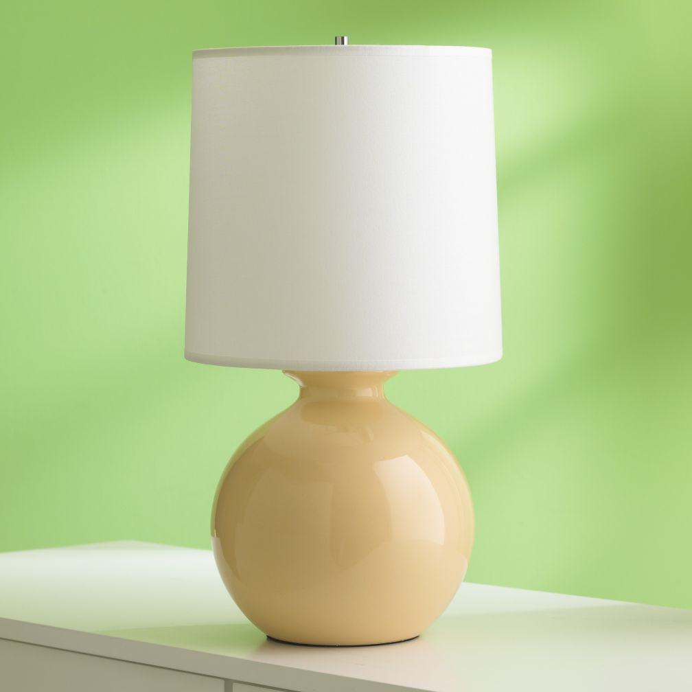 Gumball Lamp Yellow)