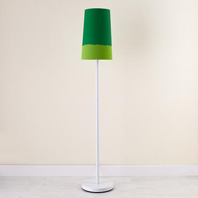 Lighten Up Floor Lamp Shade (Green)