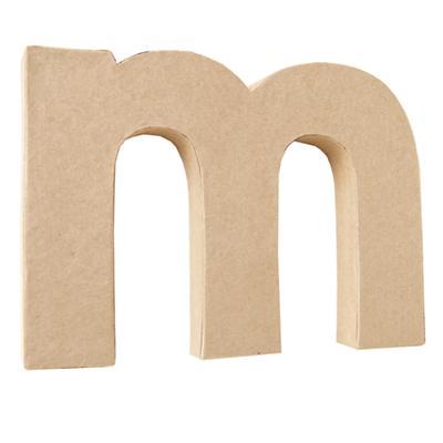 M Crafty Kraft Paper Letter