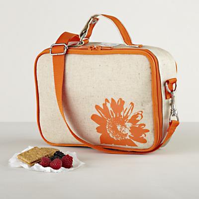 Retro Daisy Lunchbox
