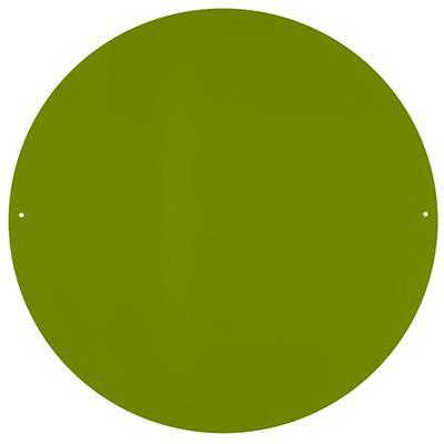 "16"" Perfect Circle Magnet Board (Green)"