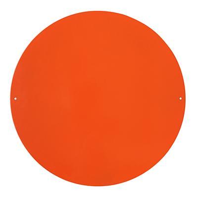 "Perfect Circle Magnet 16"" Board (Orange)"