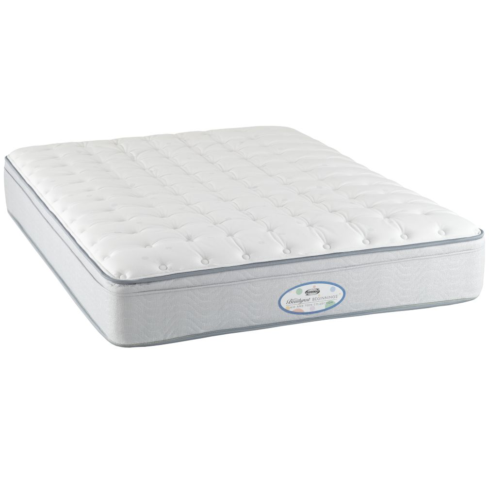 Queen Simmons Beautyrest ® Euro Top Mattress