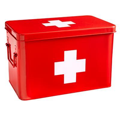 Storage is the Best Medicine Box