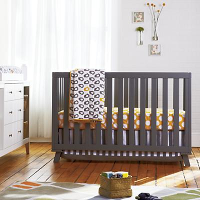 Not a Peep Crib Bedding