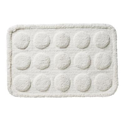 Muffin Bath Mat (White)