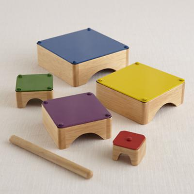 Nesting Xylophone Blocks