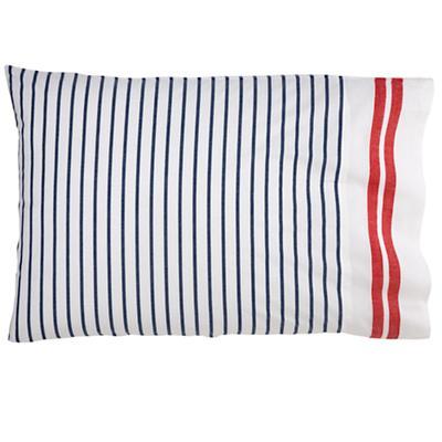 Blue/Red Stripe Case