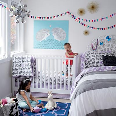 New_schoo_crib_bedding