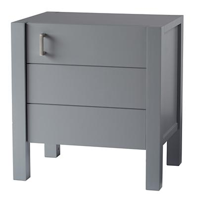 Uptown Nightstand (Grey)