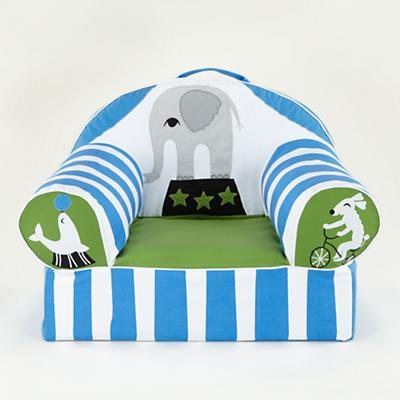 Circus Nod Chair (Blue)