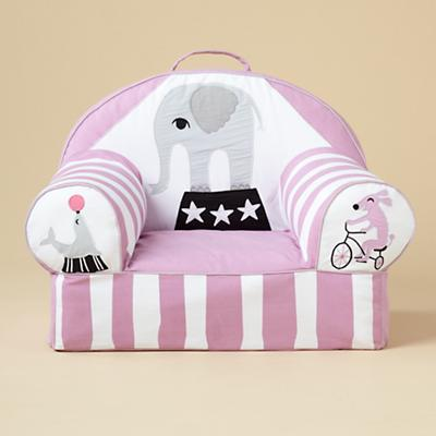 Circus Nod Chair (Pink)