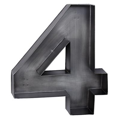 Magnificent Metal Number 4