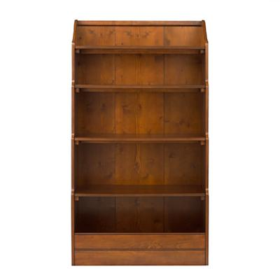 "60"" Bankable Bookcase (Chocolate)"