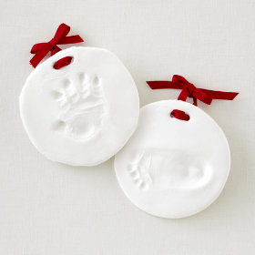 Make an Impression Holiday Ornament