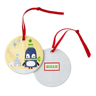 You Name It Ornament by Suzy Ultman (Ice Penguin)