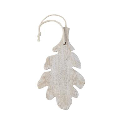 Out of the Woods Ornament (Leaf)