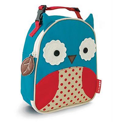 Feeding Time Lunch Bag (Owl)