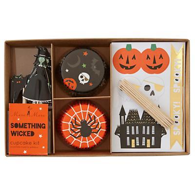 Halloween Party Cupcake Kit (Set of 24)