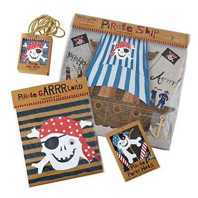 Ahoy Pirate Deluxe Party Kit