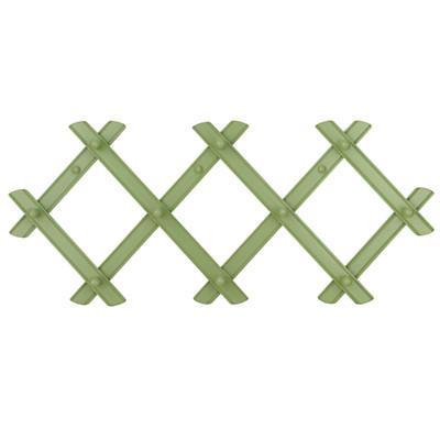 Accordian Peg Rack (Lt. Green)