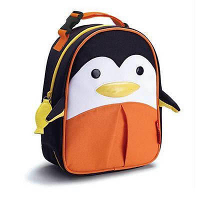 Feeding Time Lunch Bag (Penguin)