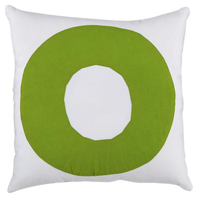 "ABC ""O"" Pillow"