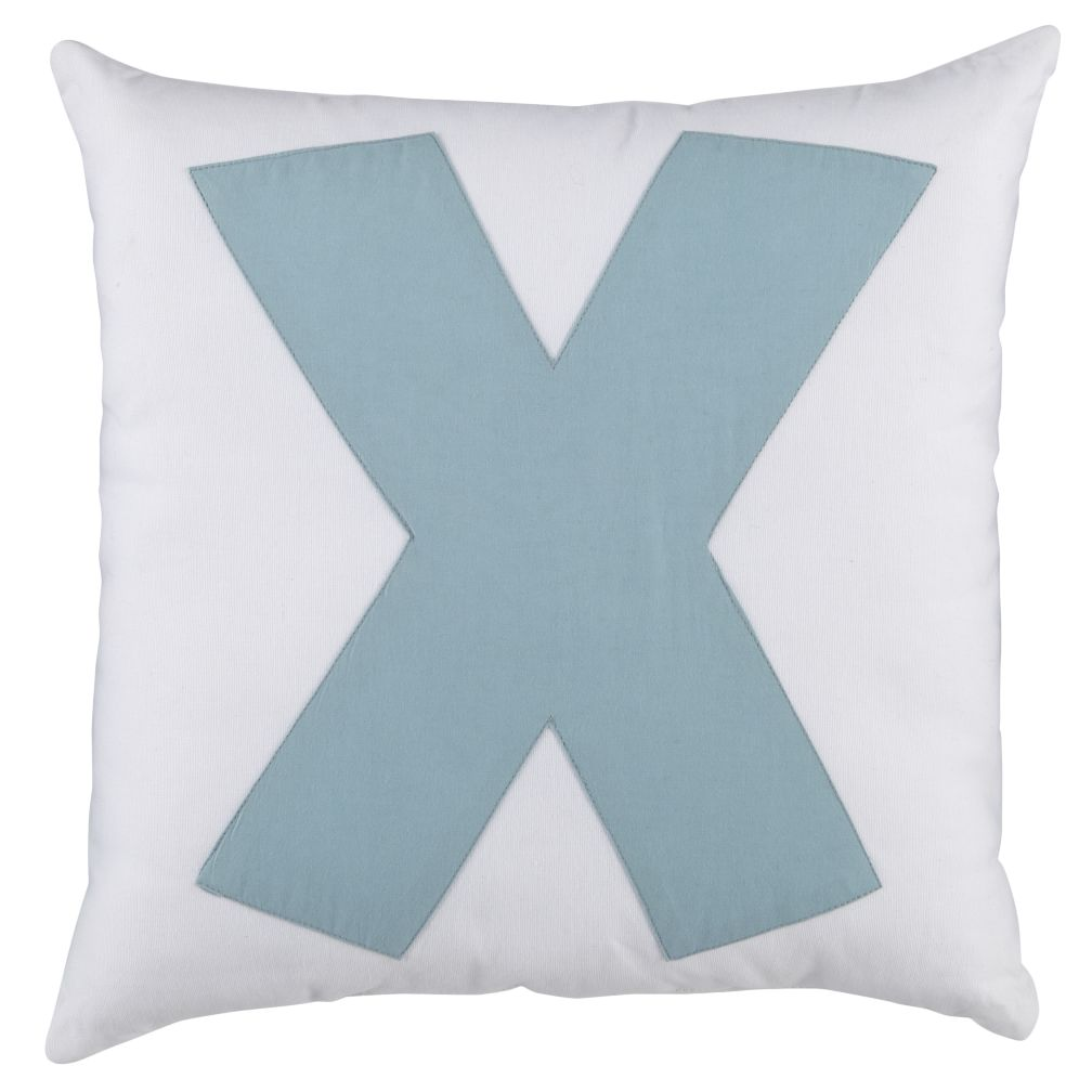 "ABC ""X"" Pillow"
