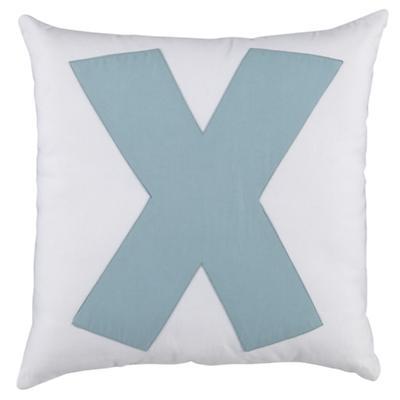 "ABC ""X"" Pillow"