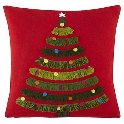Trim the Tree Pillow Set