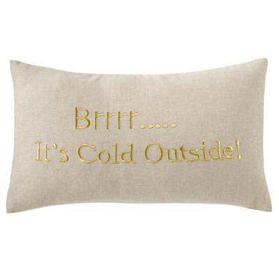 Chilly Pillow Cover