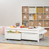 """15"""" Extracurricular Play Table (White)"""