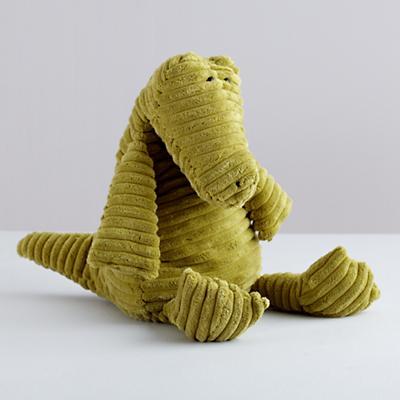 Corduroy Alligator
